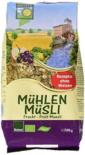 Bohlsener Mühle Müsli Frucht 500 g, 3er Pack (3 x 500 g)