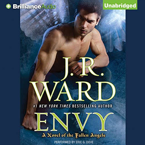 Envy: A Novel of the Fallen Angels audiobook cover art