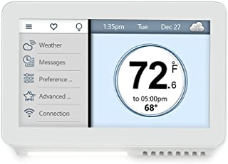 Vine Smart Wi-Fi Thermostat with Touchscreen, Alexa, and App Control