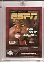 2005-06 Upper Deck ESPN # LeBron James
