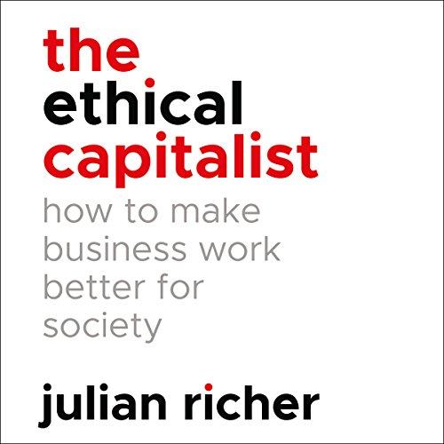 The Ethical Capitalist cover art