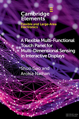 A Flexible Multi-Functional Touch Panel for Multi-Dimensional Sensing in Interactive Displays (Elements in Flexible and Large-Area Electronics) (English Edition)