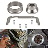 Yoursme Front and Rear Cover Billet Alignment Tool & Oil Pan Alignment Tool Kit for LS Series Engines 4.8 5.3 5.7 6.0 LS1 LS2 LS3 LS6 L99 LS9 LSA LQ4