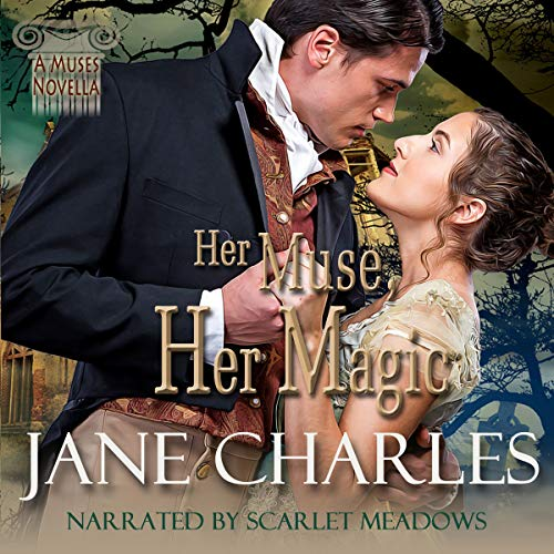 Her Muse, Her Magic Audiobook By Jane Charles cover art