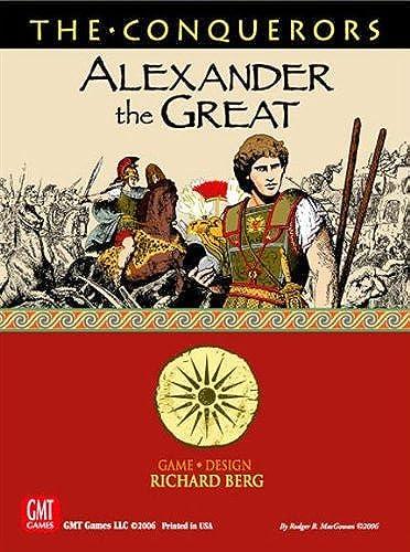 opciones a bajo precio The Conquerors  Alexander the Great Great Great by GMT Games  artículos novedosos