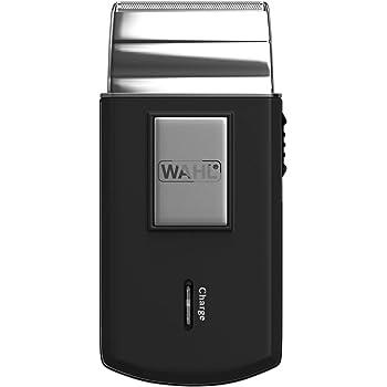 Wahl 03615-1016 elektrischer Rasierapparat Trimmer Schwarz, Silbern