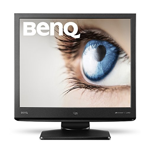 BenQ BL912 48 cm 19 Zoll LED Monitor 54 SXGA LED DVI VGA 5ms Reaktionszeit schwarz