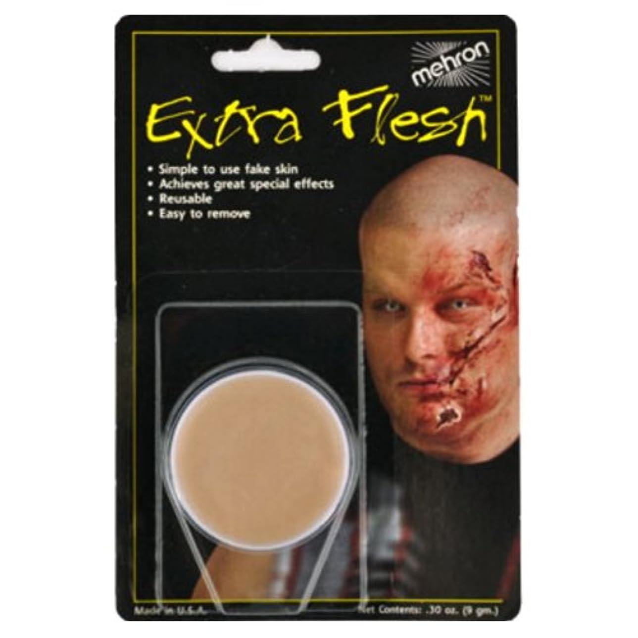 素朴な高価な排他的(6 Pack) mehron Extra Flesh (並行輸入品)