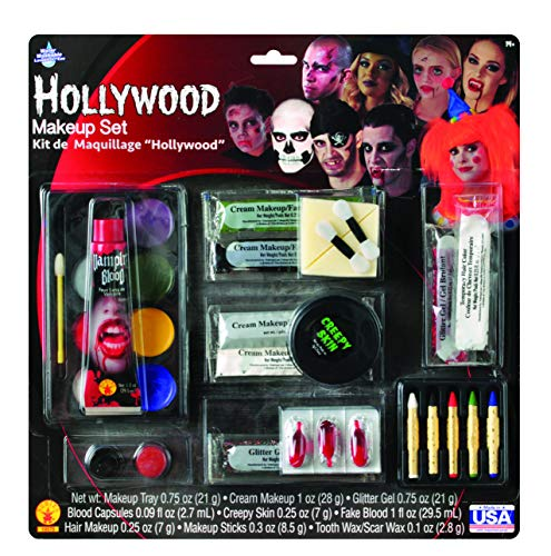 Hollywood Makeup Center, Standard Packaging