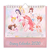 ディズニーストア(公式)アリエル シスター 卓上カレンダー 2020 ポップアップ
