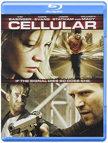Cellular (BD) [Blu-ray]