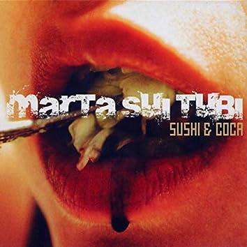 Sushi & coca