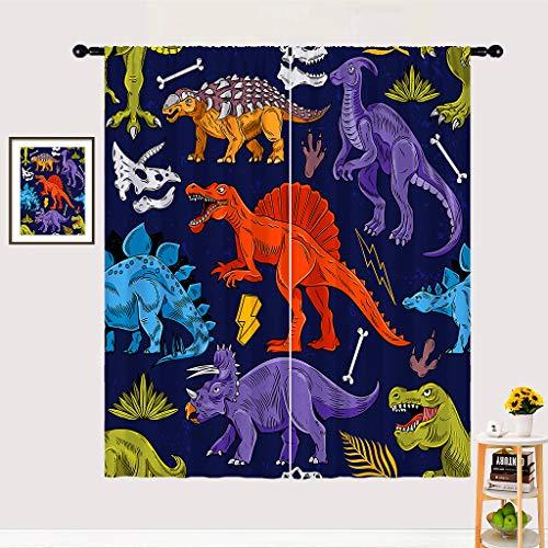 cortina dinosaurios fabricante