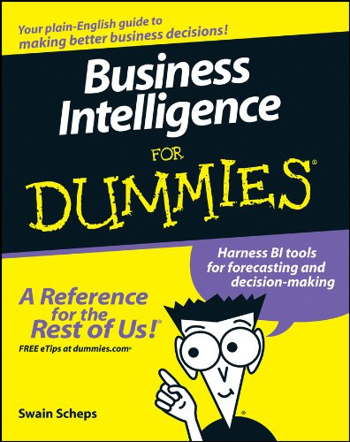 Business Intelligence for Dummies (For Dummies Series)