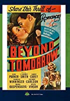 Beyond Tomorrow / [DVD]