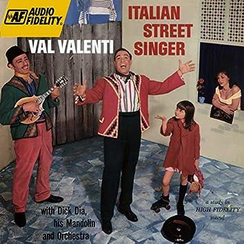 Italian Street Singer