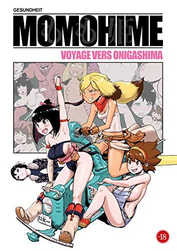 Momohime : Voyage vers Onigashima (Hentaï)