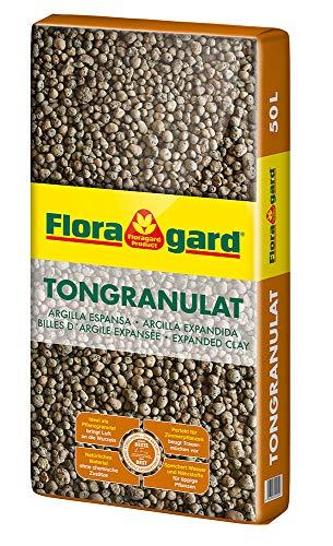 Floragard Tongranulat zur Drainage Bild
