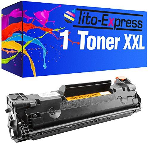 PlatinumSerie® 1 Toner compatibile con HP CE285A 85A LaserJet M 1214 NFH MFP 1216 NFH MFP 1217 NFW MFP 1218 NFS MFP 1219 NFS MFPHP LaserJet P 1002 1002 Series 1002 W 1002 WL
