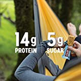 CLIF Whey Protein - Snack Bars - Salted Caramel Cashew Flavor - (1.98 Ounce Complete Protein Bars, 8 Count)