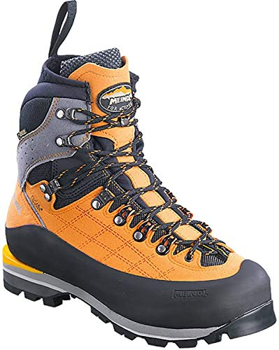 Meindl Jorasse GTX Men Größe UK 8,5 orange