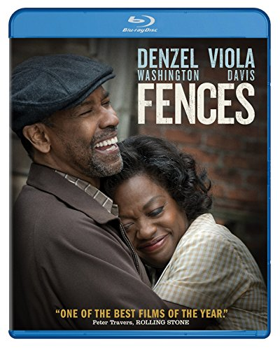 FENCES - FENCES (1 Blu-ray)