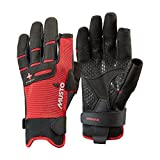 Musto Performance Long Finger Sailing Gloves - 2018 - Red L