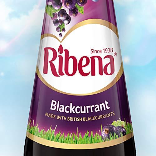 Ribena Blackcurrant - 850ml