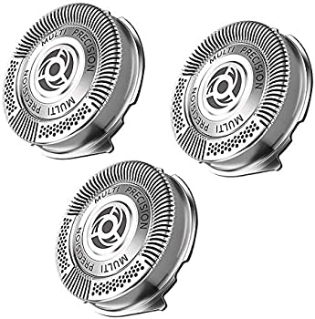 3-Pack 9Aboyy Replacement Head for Philips Norelco Series 5000 Shavers