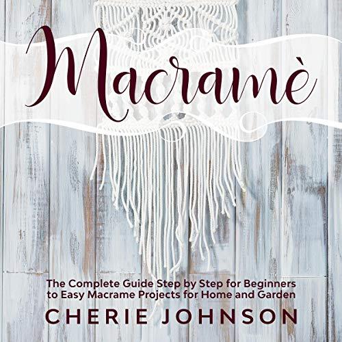 Macramè cover art