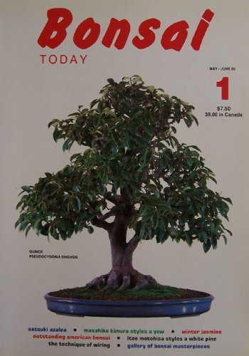 Bonsai Today #1 May - June 1989