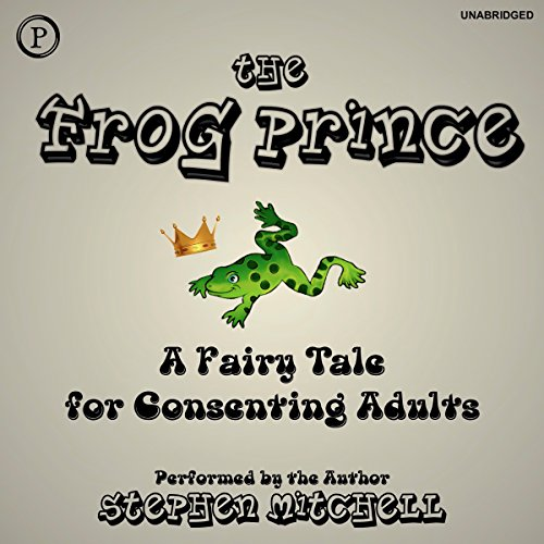 Couverture de The Frog Prince