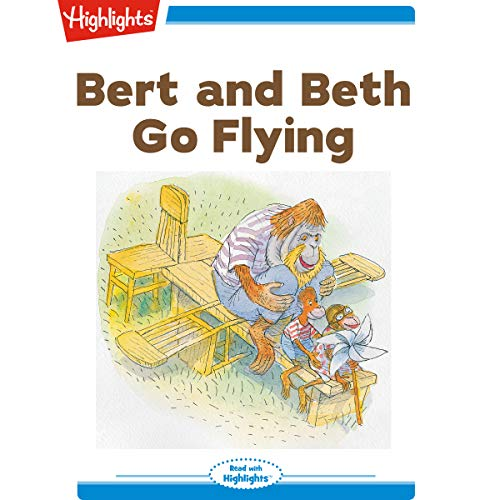 Bert and Beth Go Flying cover art