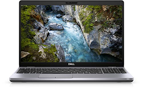 Dell Precision 3550 15 Inch FHD Business Laptop (Grey) Intel Core i7-10510U, 16 GB RAM, 512 GB SSD, Win 10 Pro
