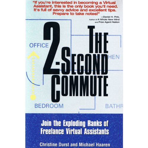 The 2-Second Commute audiobook cover art