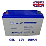 bateria ultracell 100a
