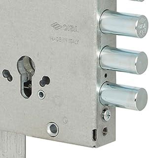 Cerradura eléctrica de Cilindro Revolution para Puerta blindada Cisa 15515-38 mm