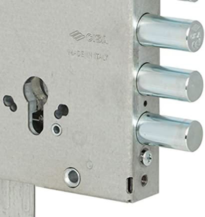 Derecho 07120.00.1 a 12 voltios de CA Cisa Cerraduras de bobina para el arte