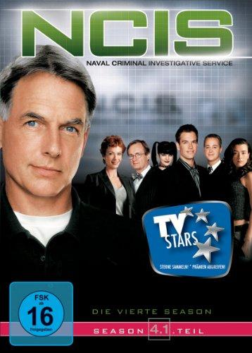 Navy CIS - Season 4, Vol. 1 (3 DVDs)