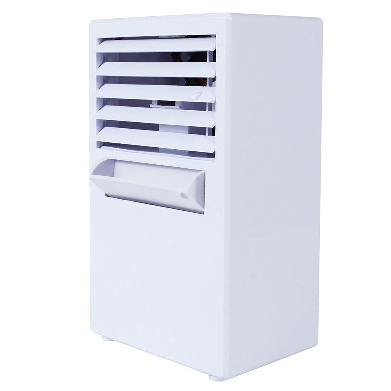 ?? Clothful, Portable Air Conditioner Fan Mini Evaporative Air Circulator Cooler Humidifier