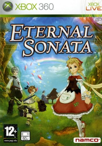 Namco Bandai Games Eternal Sonata, Xbox 360