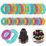 28pcs Magic Hair Donuts Curler Ringlets Wave...