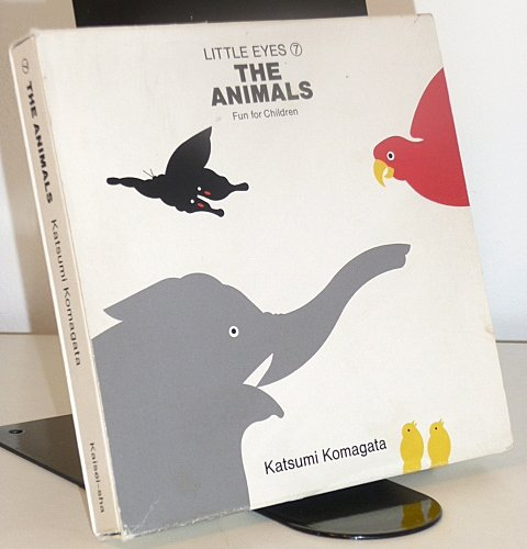 Little Eyes No 7: The Animals