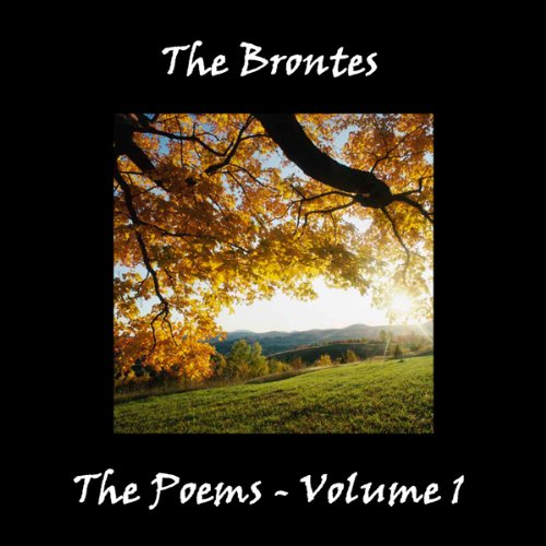The Brontes' Poetry, Volume 1 audiobook cover art
