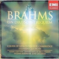 German Requiem by Kings's College Choir