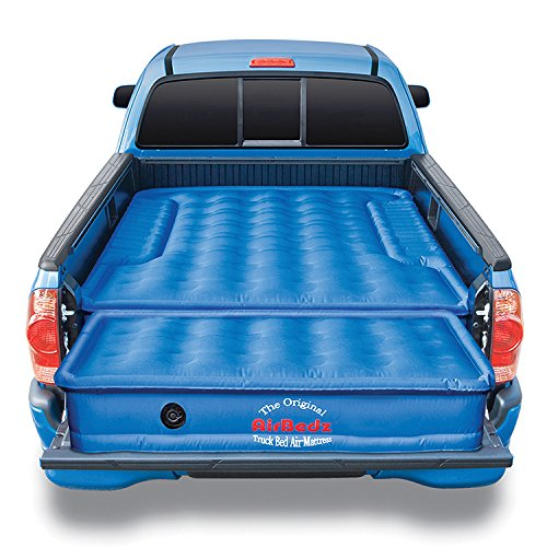 Pittman Outdoors PPI 104 Blue AirBedz Original Truck Air Mattress for 5'5' to 5'8' Beds, 0. Fluid_Ounces
