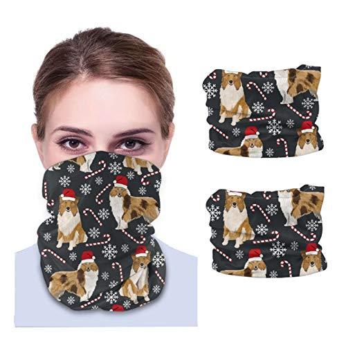 Nother Bonita pulsera de microfibra transpirable para perro de Navidad, diseño de Navidad, unisex