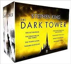 Stephen King Dark Tower Collection 8 Books Box Set Pack (1 To 8) - Gunslinger