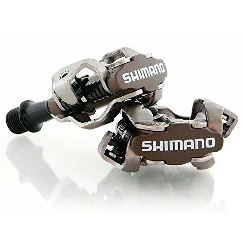 SHIMANO PD-M540 SPD Pedals; Black
