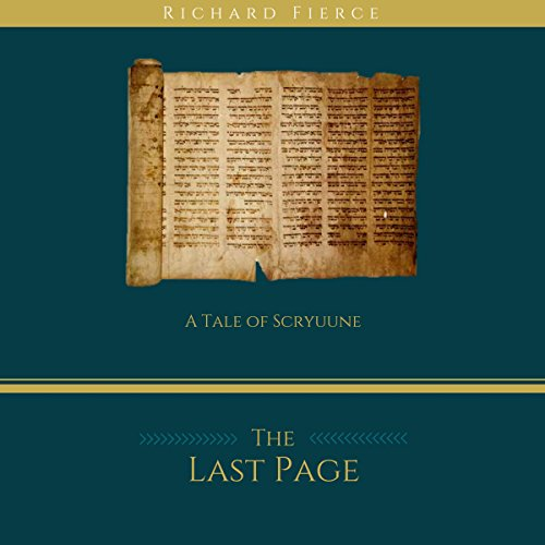 The Last Page  By  cover art